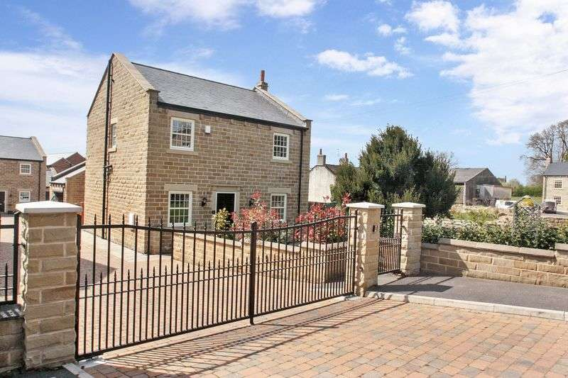 4 Bedrooms Detached House for sale in Lamprey Gardens, Pontefract