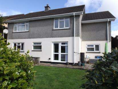 3 Bedrooms Detached House for sale in Mabe Burnthouse, Penryn, Cornwall