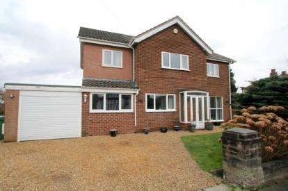 4 Bedrooms Detached House for sale in Clifton Drive, Heald Green, Cheadle, Greater Manchester