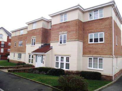 2 Bedrooms Flat for sale in Chestnut Grove, Hyde, Greater Manchester