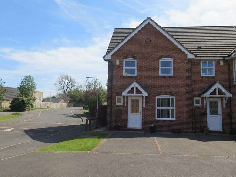 3 Bedrooms House for sale in Highland Drive, Sutton-In-Ashfield