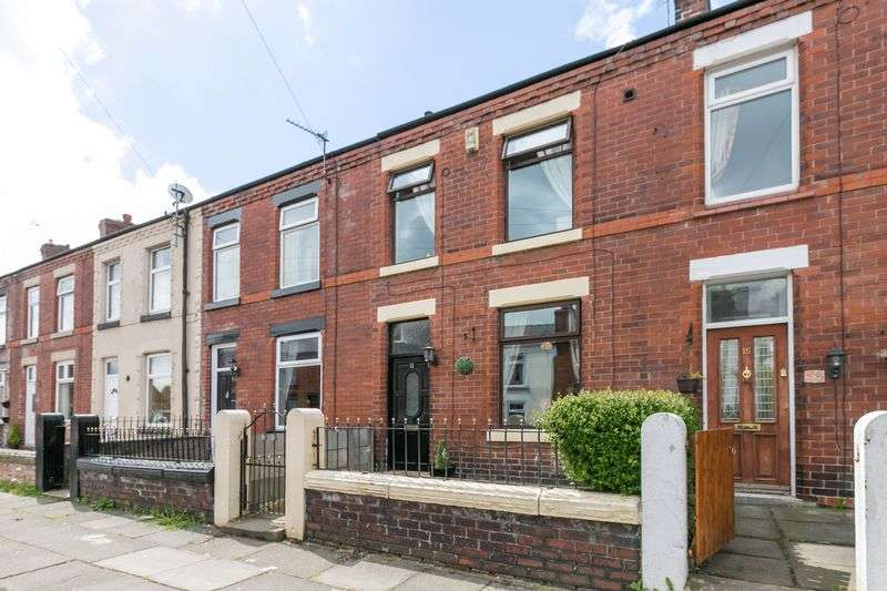 2 Bedrooms Terraced House for sale in Collingwood Street, Standish, WN6 0JL