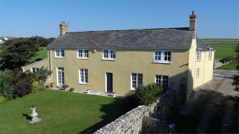 7 Bedrooms Detached House for sale in Great House, Southerndown, Vale of Glamorgan, CF32 0RW