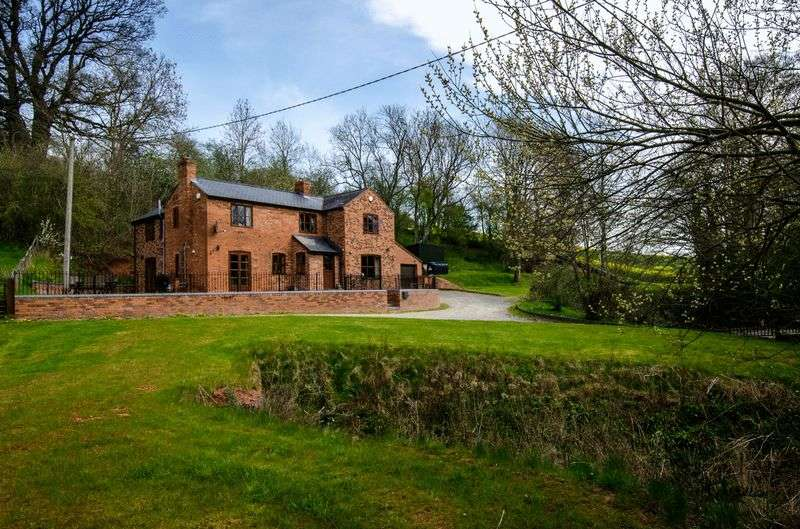 5 Bedrooms Detached House for sale in Bromyard Road, Tenbury Wells