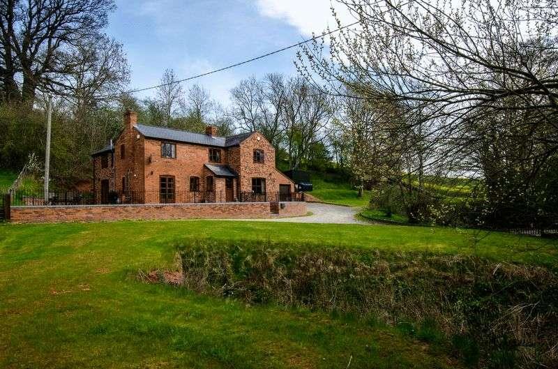 5 Bedrooms Detached House for sale in Bromyard Road, Tenbury Wells