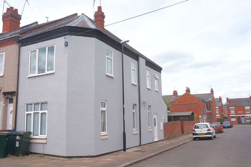 5 Bedrooms Terraced House for sale in Kensington Road, Coventry