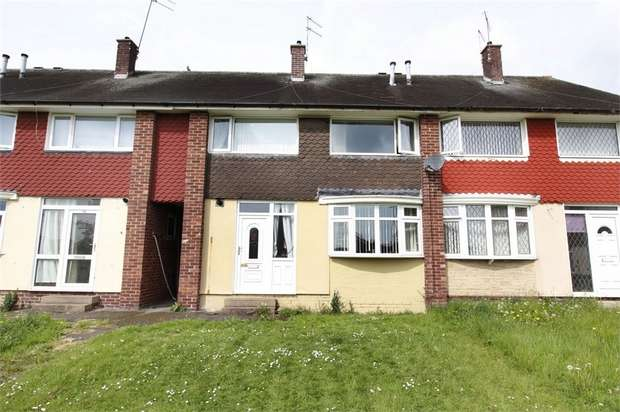 3 Bedrooms Terraced House for sale in Ochre Dike Walk, Rotherham, South Yorkshire