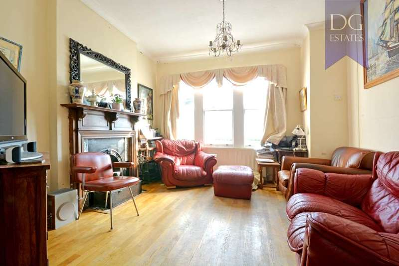 5 Bedrooms End Of Terrace House for sale in Lascotts Road, Bowes Park