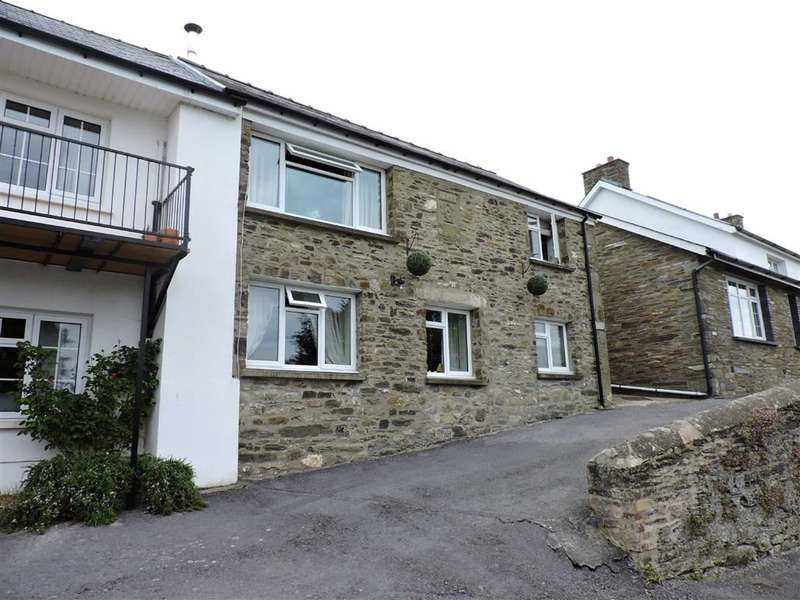 2 Bedrooms Property for sale in Gilfachwen, Llandysul
