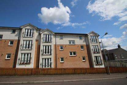 2 Bedrooms Flat for sale in Mossywood Court, Clarkston, Airdrie
