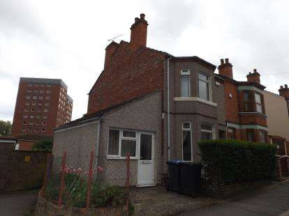 3 Bedrooms Semi Detached House for sale in York Street, Rugby, Warwickshire
