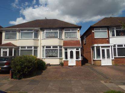 3 Bedrooms Semi Detached House for sale in Berryfield Road, Birmingham, West Midlands