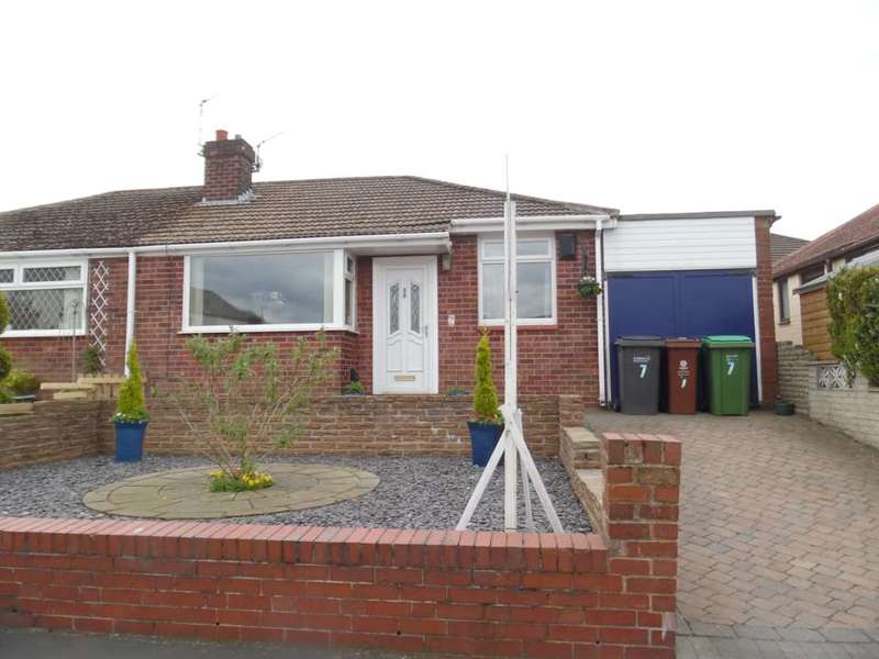 2 Bedrooms Bungalow for sale in Marlfield Road, Shaw