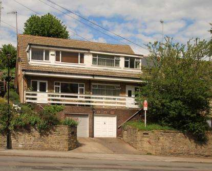 3 Bedrooms Semi Detached House for sale in Machon Bank Road, Sheffield