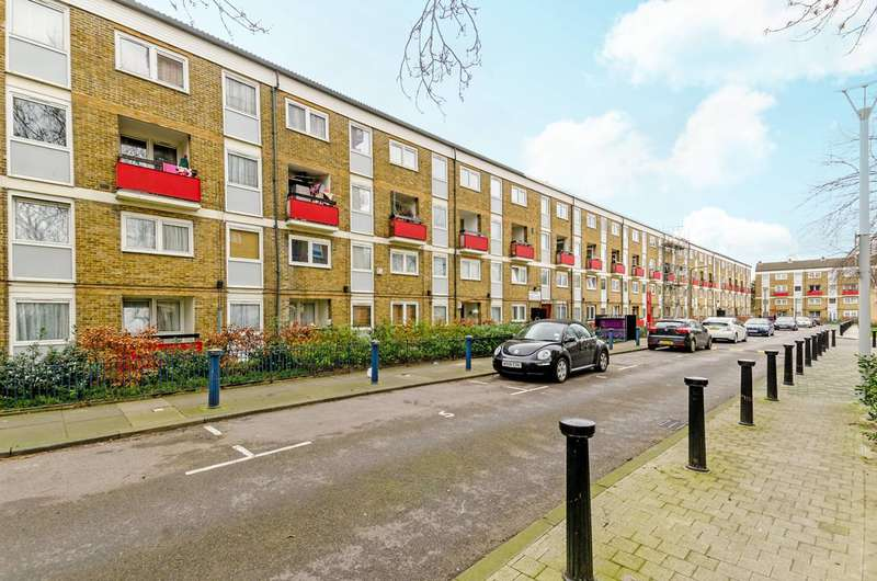 3 Bedrooms Maisonette Flat for sale in Candy Street, Bow, E3