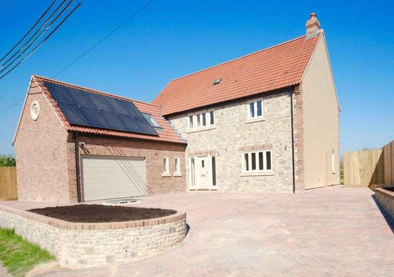 4 Bedrooms Detached House for sale in Meare - Between Wedmore and Glastonbury