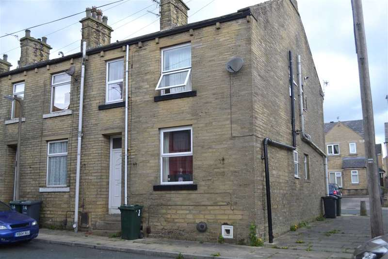 2 Bedrooms End Of Terrace House for sale in York Street, Queensbury, Bradford