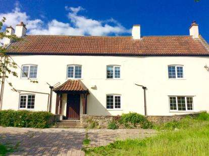 5 Bedrooms Detached House for sale in Westbury Sub Mendip, Wells, Somerset