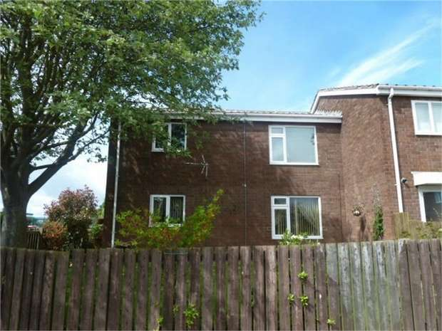 1 Bedroom Flat for sale in Madison Square, Stockton-on-Tees, Durham