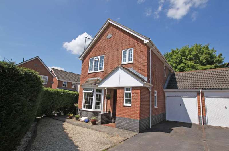 3 Bedrooms Detached House for sale in Verlam Grove, Didcot