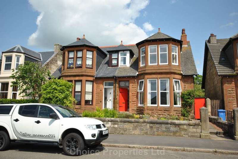 5 Bedrooms Semi Detached House for sale in Eglinton Road, Ardrossan, KA22 8NQ