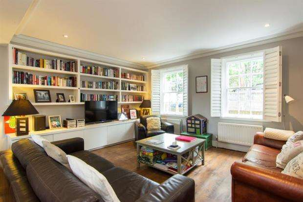 3 Bedrooms Terraced House for sale in Mary Place, Holland Park, London, W11