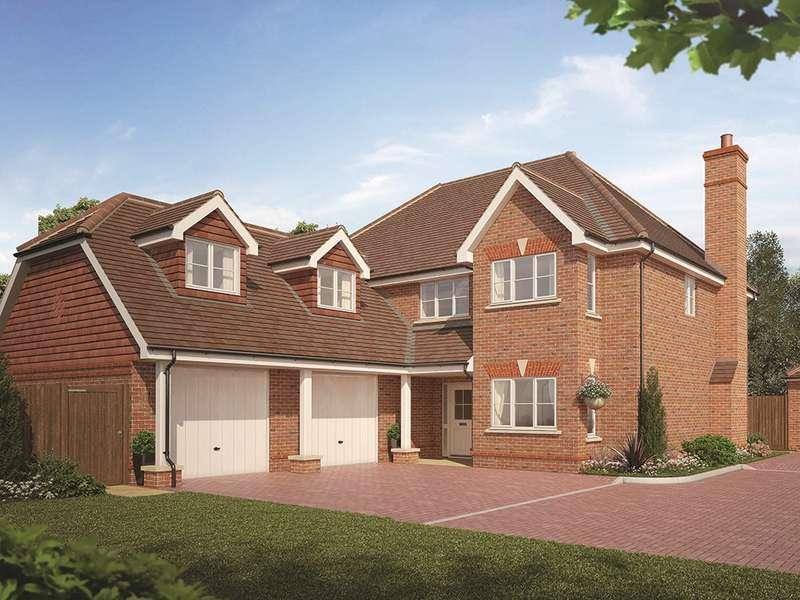 5 Bedrooms Detached House for sale in Orchard Grange, Barkham Road, Wokingham, Berkshire, RG41