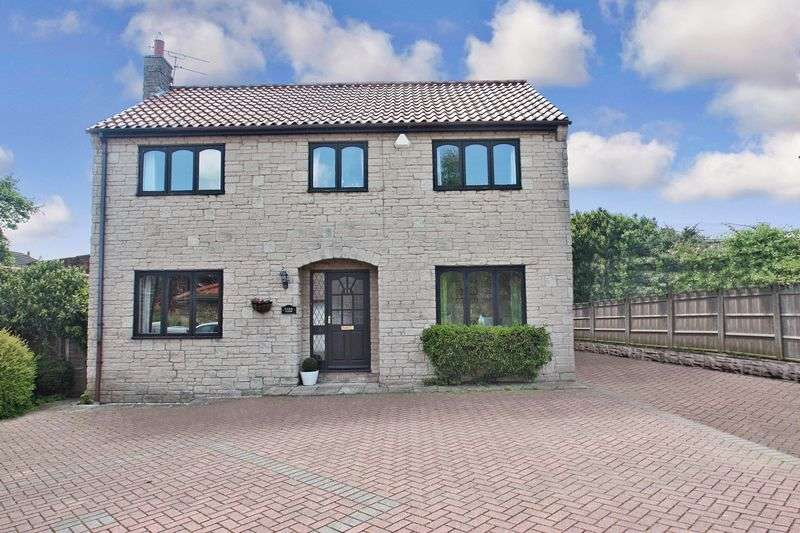 4 Bedrooms Detached House for sale in Manor Farm Close, Sutton, Doncaster