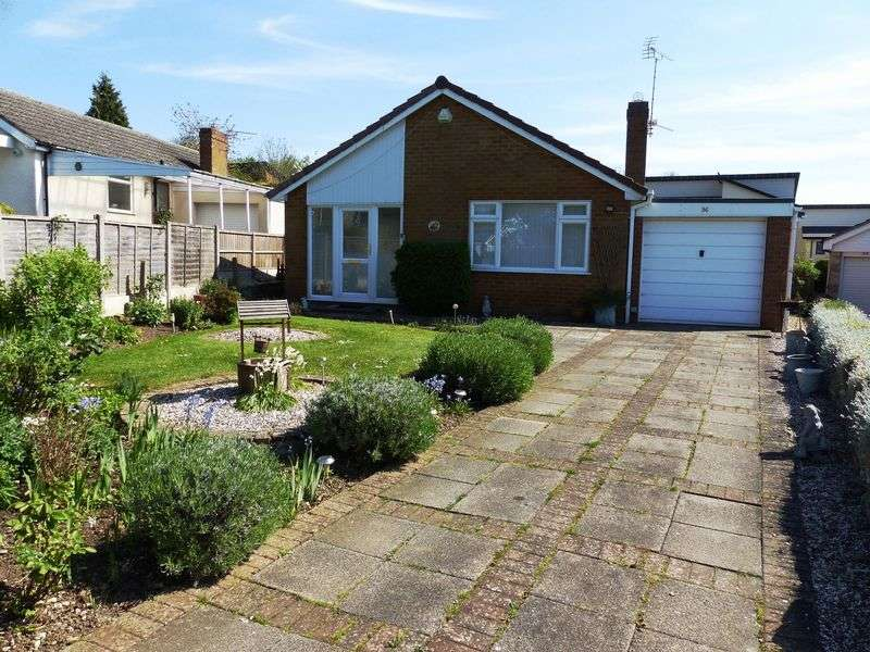 3 Bedrooms Detached Bungalow for sale in Albion Crescent, Lincoln