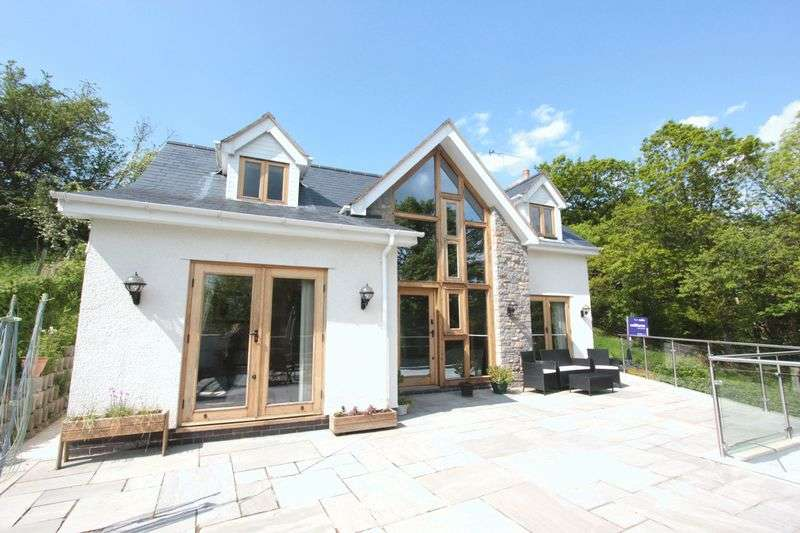 3 Bedrooms Detached House for sale in Llansannan, Denbigh