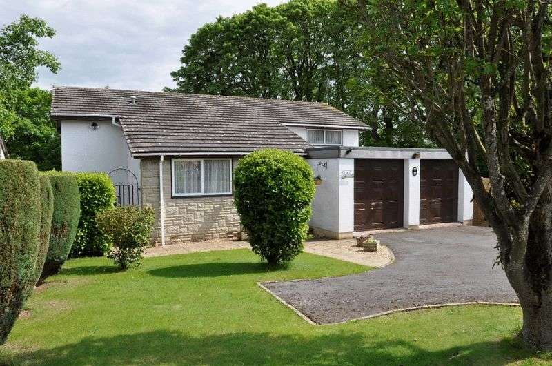 4 Bedrooms Detached Bungalow for sale in The Perrings, Nailsea