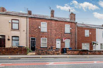 2 Bedrooms Terraced House for sale in Moorside Road, Swinton, Manchester, Greater Manchester