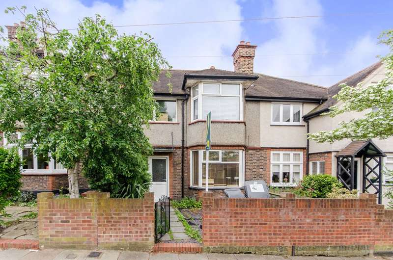 3 Bedrooms House for sale in Guildersfield Road, Streatham Common, SW16