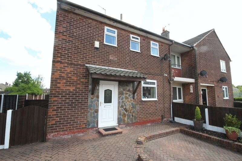 2 Bedrooms Terraced House for sale in Bowness Road, Middleton M24 4NY