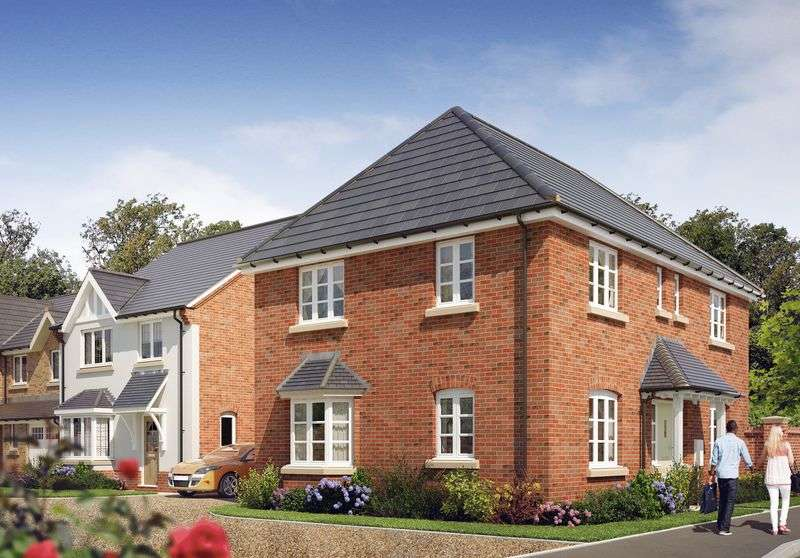 4 Bedrooms Detached House for sale in PLOT 448 THE WESSINGTON, LANGLEY COUNTRY PARK