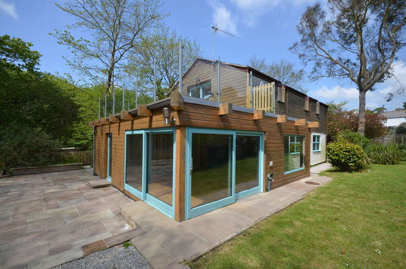 4 Bedrooms Detached House for sale in Barkla Shop, St Agnes, Cornwall