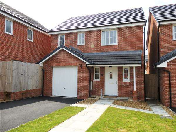 3 Bedrooms Detached House for sale in Heol-Y-Gigfran, CEFNEITHIN, Llanelli