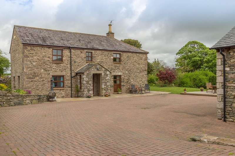 5 Bedrooms Unique Property for sale in Deepthwaite Barn, Woodhouse, Milnthorpe