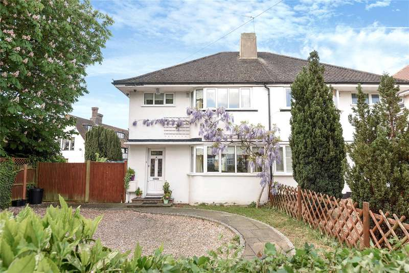 3 Bedrooms Semi Detached House for sale in Field End Road, Eastcote, Middlesex, HA4
