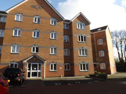2 Bedrooms Flat for sale in Knightswood Court, Mossley Hill, Liverpool, Merseyside, L18