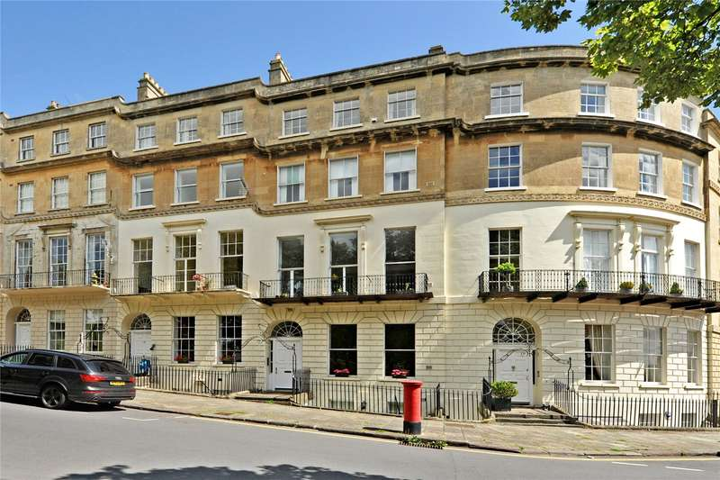 2 Bedrooms Flat for sale in Cavendish Place, Bath, BA1