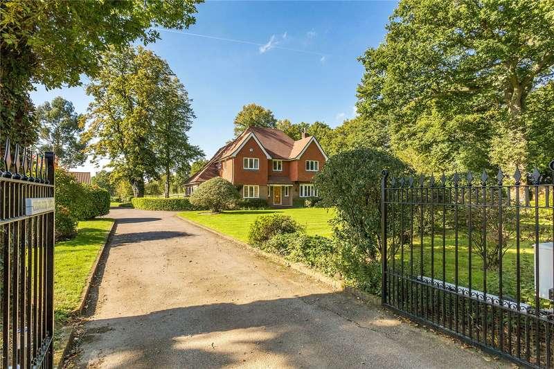 5 Bedrooms Detached House for sale in Partridge Lane, Newdigate, Dorking, Surrey, RH5