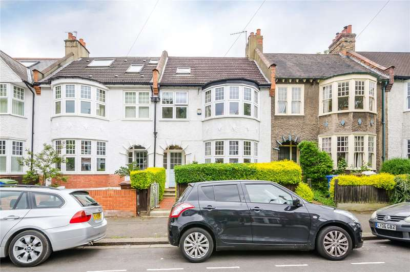 4 Bedrooms Terraced House for sale in Danecroft Road, London, SE24