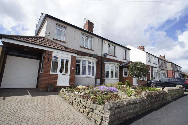 4 Bedrooms Semi Detached House for sale in 40 Little Norton Lane, Norton, Sheffield S8 8GD