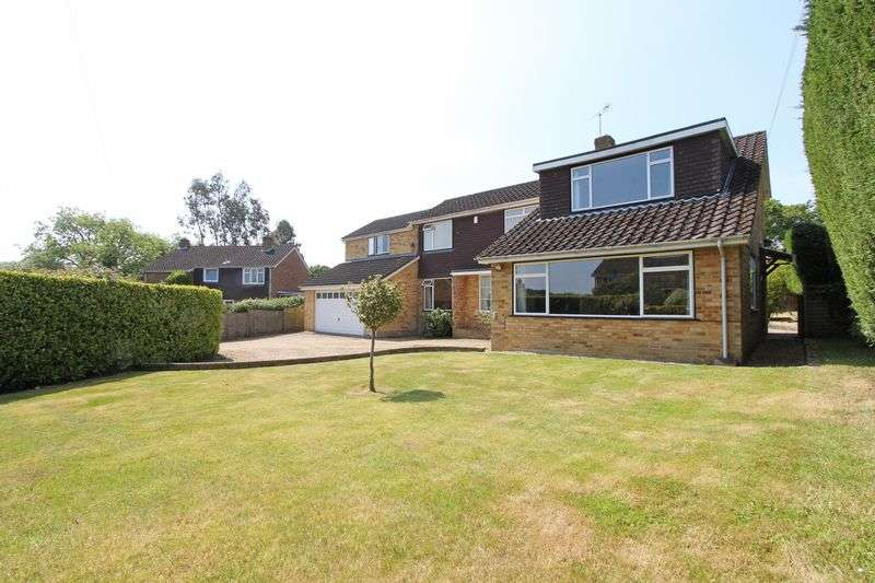 5 Bedrooms Detached House for sale in Whiteparish