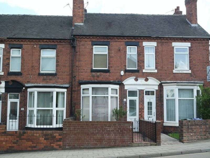3 Bedrooms House for sale in Blurton Road, Heron Cross, Stoke-On-Trent, ST4 3BH