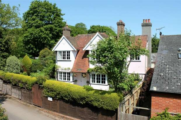 4 Bedrooms Detached House for sale in Old Bystock Drive, Bystock, EXMOUTH, Devon