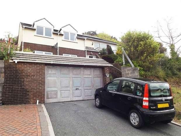 3 Bedrooms Detached House for sale in Trafalgar Terrace, Neyland, Milford Haven, Pembrokeshire
