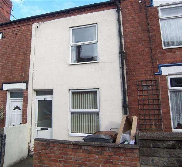3 Bedrooms Terraced House for sale in Norman Street, Ilkeston