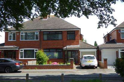 3 Bedrooms Semi Detached House for sale in Parsonage Way, Great Sankey, Warrington, Cheshire